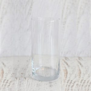 Vase – Glass Cylinder