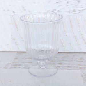 Vase – Hurricane Footed