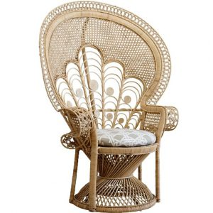 Peacock Chair – Natural