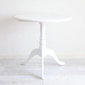 White Registry / Side Table