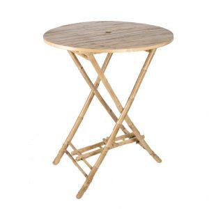 Bamboo Bar Table