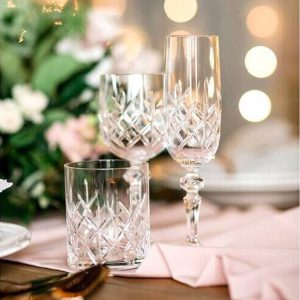 Bohemia Crystal Glassware