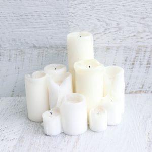 Candle – Pillar