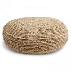 Floor Cushion – Raffia