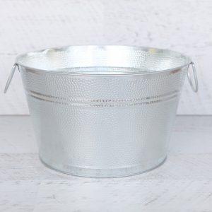 Ice Tub – Silver