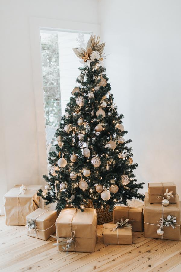Professional Christmas tree styling Sunshine Coast