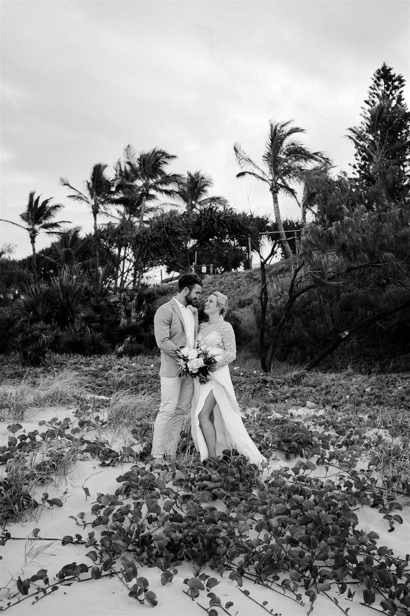 Jacinta + Drew _ Sunshine Beach Surf Club Wedding _ Simply Style Co