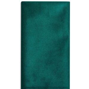 Napkin – Emerald Green Velvet