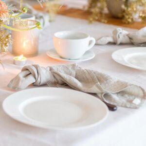 Linen Napkin – Oatmeal