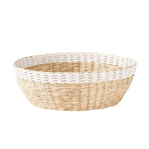 Seagrass Fruit Bowl