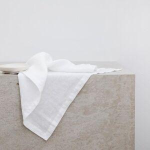 Linen Napkin – White
