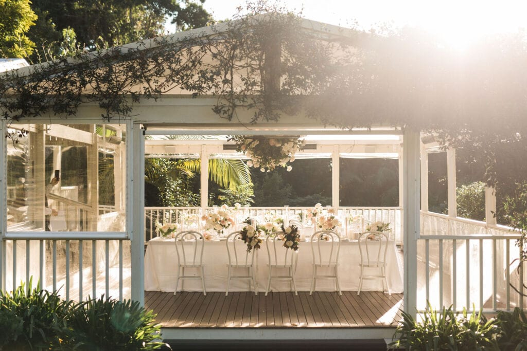 Maleny Wedding stylist _ Spicers Clovelly wedding